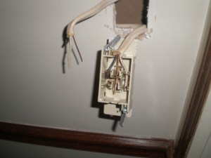 Light Switches In A Mobile Home  Electrical  DIY