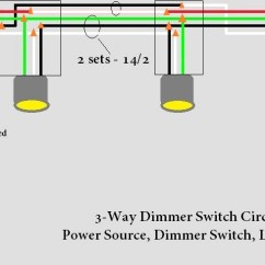 Leviton 3 Way Dimmer Wiring Diagram Electric Cooker Installation Need Help Light Circut With Switch - Electrical Diy Chatroom Home Improvement Forum