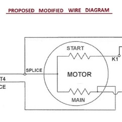 Single Phase Motor Wiring Diagram Capacitor Start Lincoln 225 Arc Welder Run Data Schema Online Ac