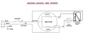 Start Capacitor Problem  Electrical  DIY Chatroom Home