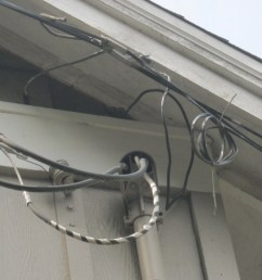 wires to house need help identifying which are cable telephonewires to house need help identifying [ 1200 x 900 Pixel ]