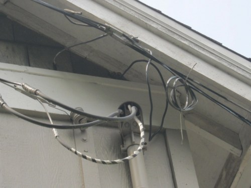 small resolution of wires to house need help identifying which are cable telephonewires to house need help identifying