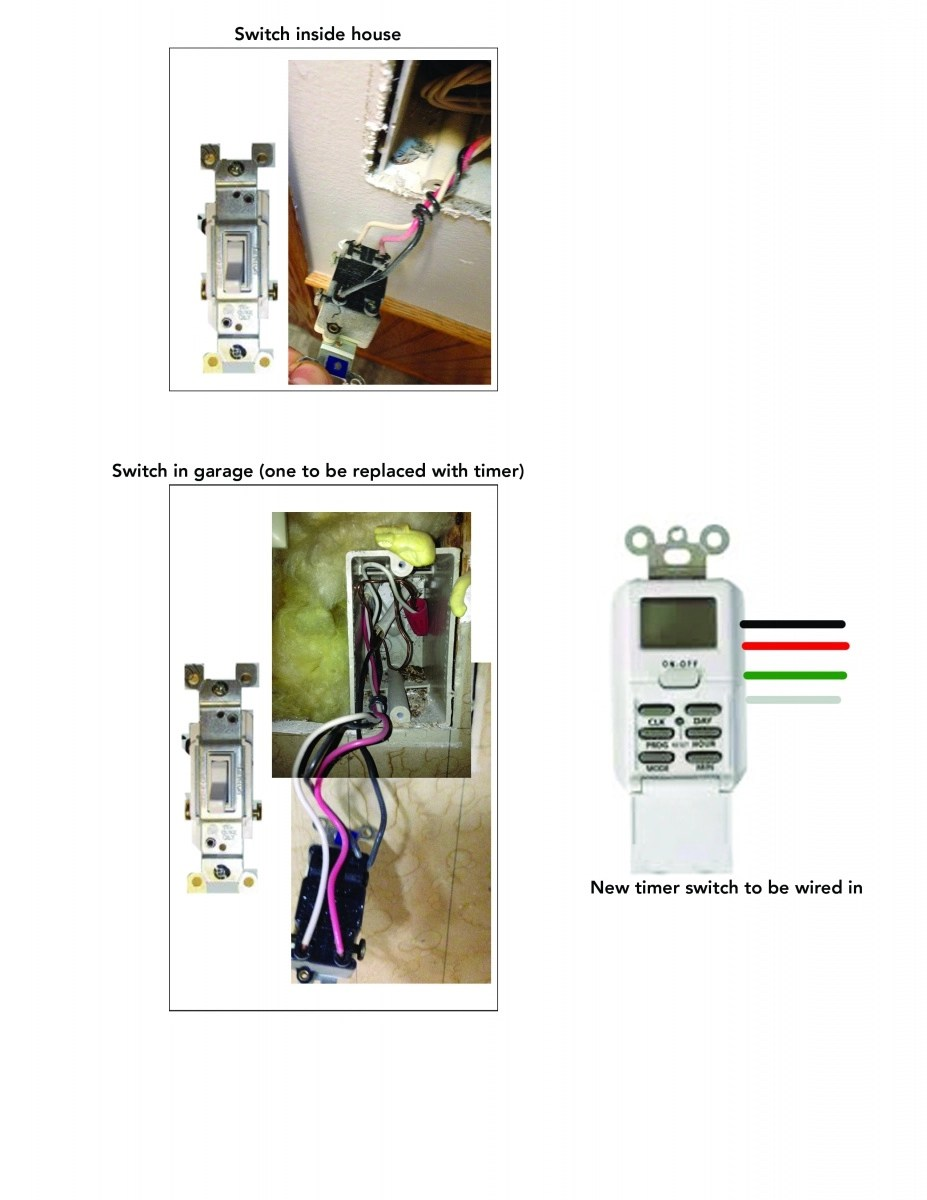 hight resolution of woods digital timer switch wiring
