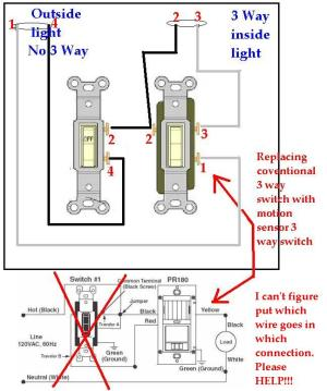 3 Way Switch Replacement In 1923 Old House  Electrical  DIY Chatroom Home Improvement Forum