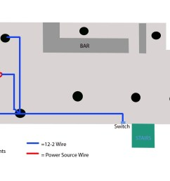 wrg 4274 recessed lights wiring diagram canister lights wiring [ 1109 x 792 Pixel ]