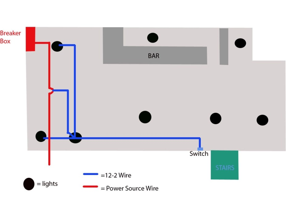 medium resolution of wrg 4274 recessed lights wiring diagram canister lights wiring