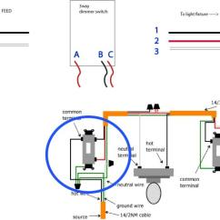 Lutron Wiring Diagram Iphone 3gs Schematic 3way Problem (diagram Inside) - Electrical Diy Chatroom Home Improvement Forum