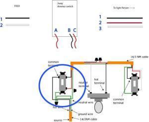 3way Wiring Problem (diagram Inside)  Electrical  DIY