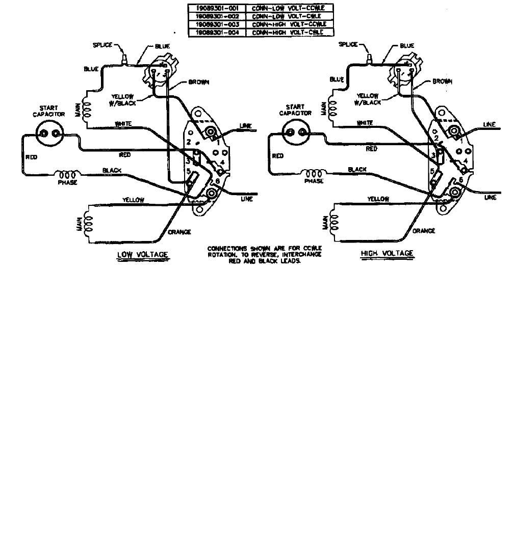 110v Ac 3 Wire Wiring Diagram Dayton Reversible Motor Motor Wiring Reverse Switch Electrical Diy Chatroom