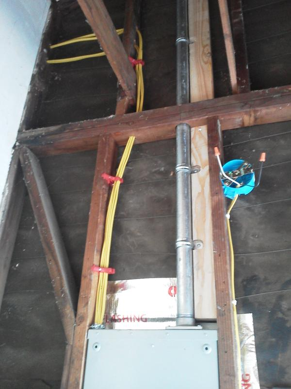Problem In New House Hot Ground Electrical Diy Chatroom Home