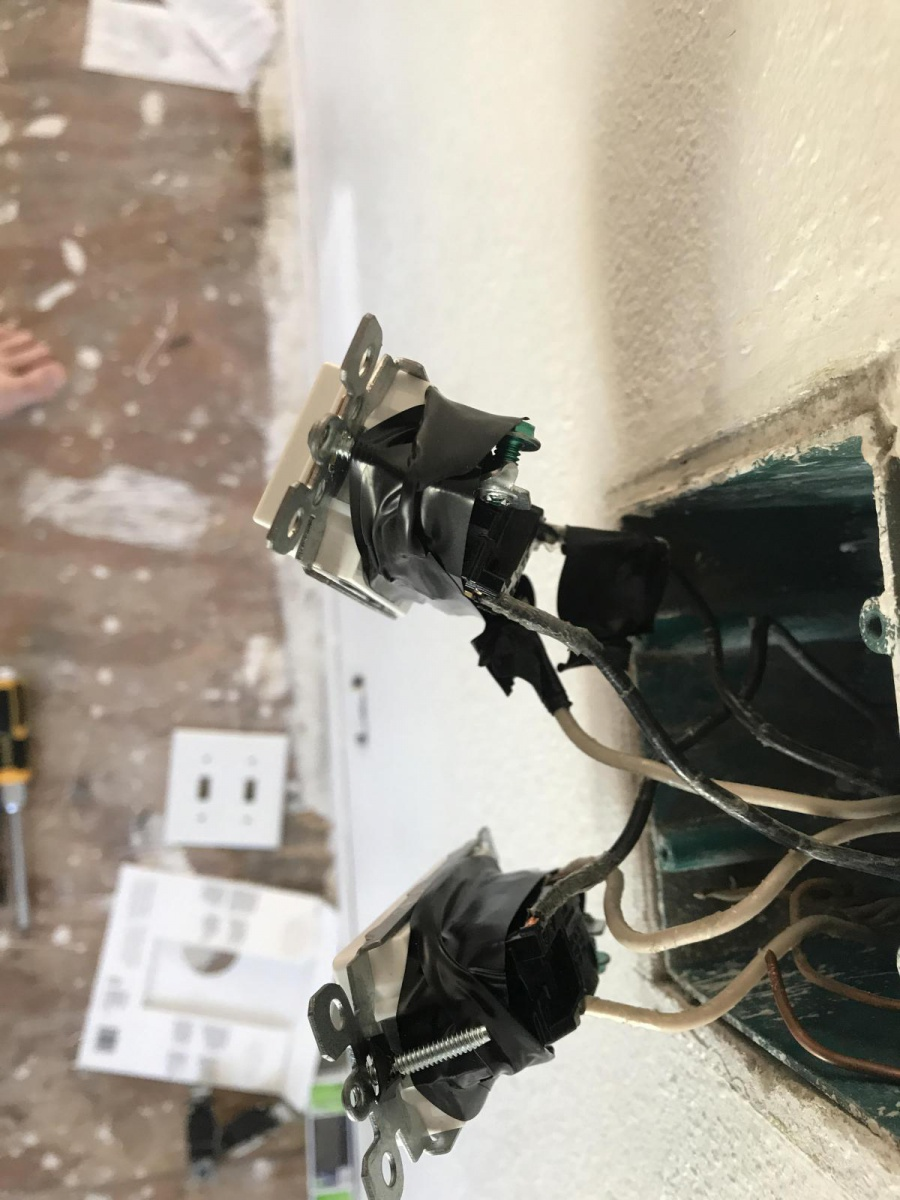 4 Way Switch Issues