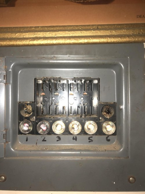 small resolution of 1950s fuse box s1 type universal wiring diagram 1950 murray fuse box