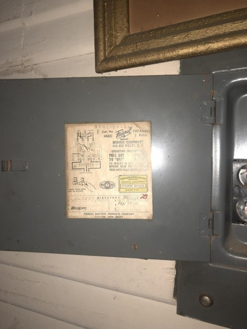 small resolution of 1950 home fuse box wiring diagram general 1950s fuse box