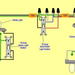 Ceiling Light Switch Wiring Diagram 2006 Chevy Impala Engine Proper - Electrical Diy Chatroom Home Improvement Forum