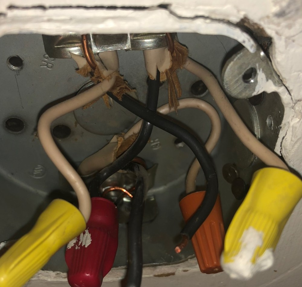 medium resolution of new light fixture 3 black wires 3 white wires wire1 jpg