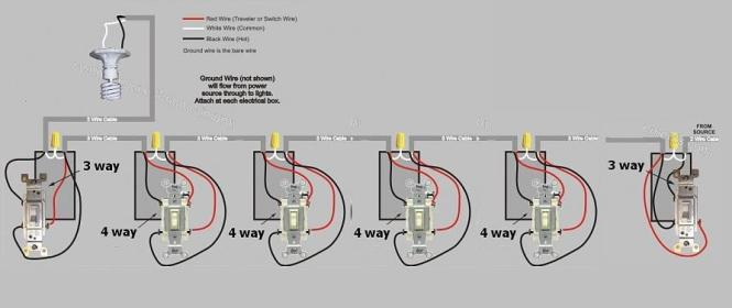 4 way switch wiring diagram uk wiring diagram wiring diagram for 2 gang switch to lights and hernes 4 way