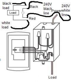 Single Pole Vs Double Pole Thermostat  Electrical  DIY Chatroom Home Improvement Forum
