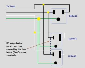 220 Wiring Question  Electrical  DIY Chatroom Home Improvement Forum