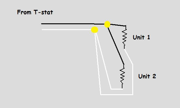 240v electric baseboard heater wiring diagram