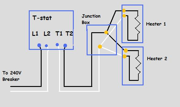 Cadet Wall Heater Wiring Diagram Cadet Baseboard Heater Wiring