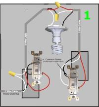 Diagram For 3 Way Ceiling Fan Light Switch  Electrical ...