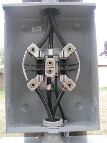 200 amp meter socket outside wiring diagram  marine tach