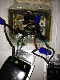 Replaced Ceiling Fixture Not Working. - Electrical - DIY ...