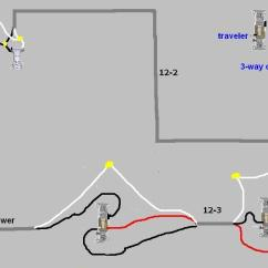 Dimmer Switch No Neutral Wire Whelen Wig Wag Wiring Diagram What Is The Proper Way To 3way 4 Can Lights A 3 Switch? - Electrical Diy ...
