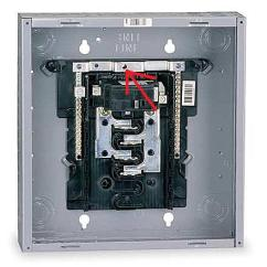 Wiring Sub Panel To Main Diagram Vl Installing Ground Screw On Homelite Fuse - Electrical Diy Chatroom Home Improvement Forum