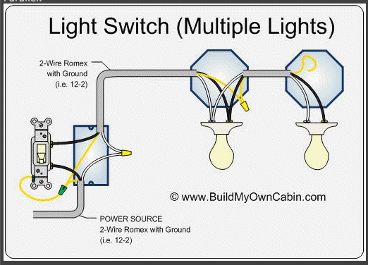 wiring diagram for multiple recessed lights wiring wiring multiple lights parallel wiring auto wiring diagram schematic on wiring diagram for multiple recessed lights