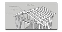 Shed Roof Without Ceiling Joists - Building & Construction ...
