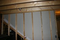 Basement Stair Wall Load Bearing? (pictures) - Building ...