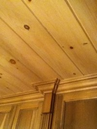 Using White Pine Tongue And Groove For Ceiling - Building ...