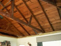 Cathedral Ceiling Rafter Ties