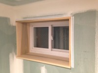Decorating  Framing A Basement Window - Inspiring Photos ...