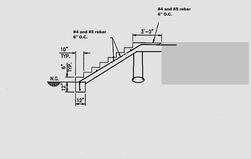 Outdoor Stair Plans PDF Woodworking