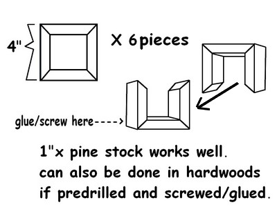 FREE Plans/instructions For Easy To Make Magic Box
