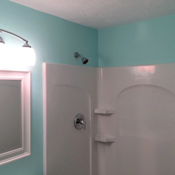 Shower Surround Directly To Studs Or Drywall  General