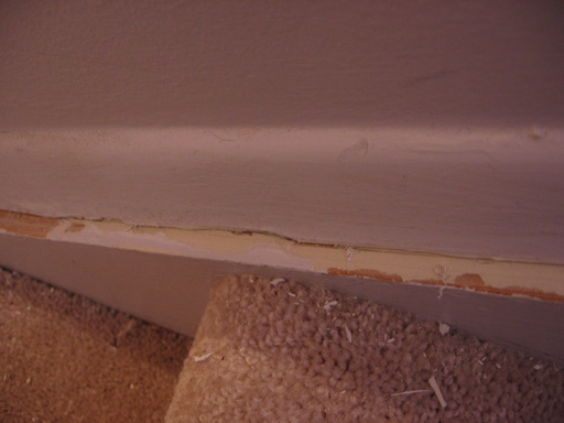 Baseboard Trim Gaps On Stairs  General DIY Discussions  DIY Chatroom Home Improvement Forum