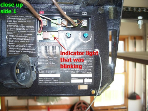 garage door sensor wiring diagram ford model a ignition craftsman opener toyskids co motor not working clicking sears