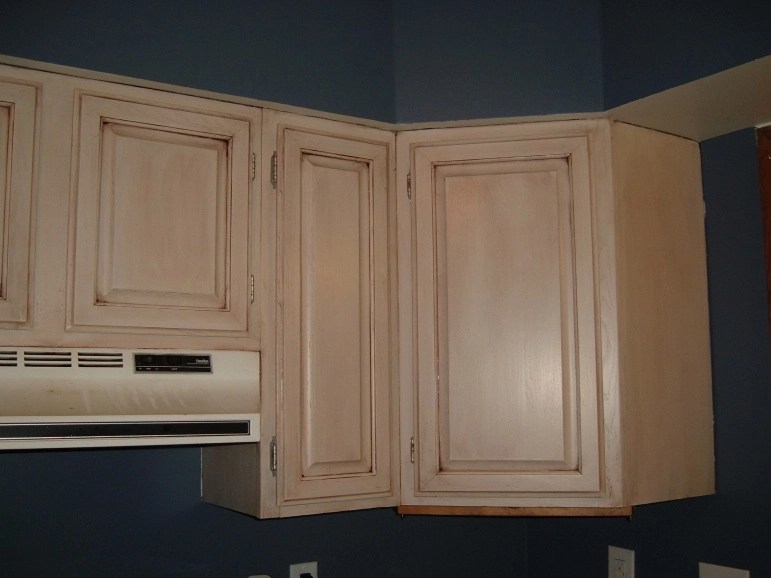 Tips On Glazing Kitchen Cabinets  Painting  DIY Chatroom