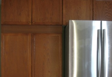 Painting Kitchen Cabinets Black Diy