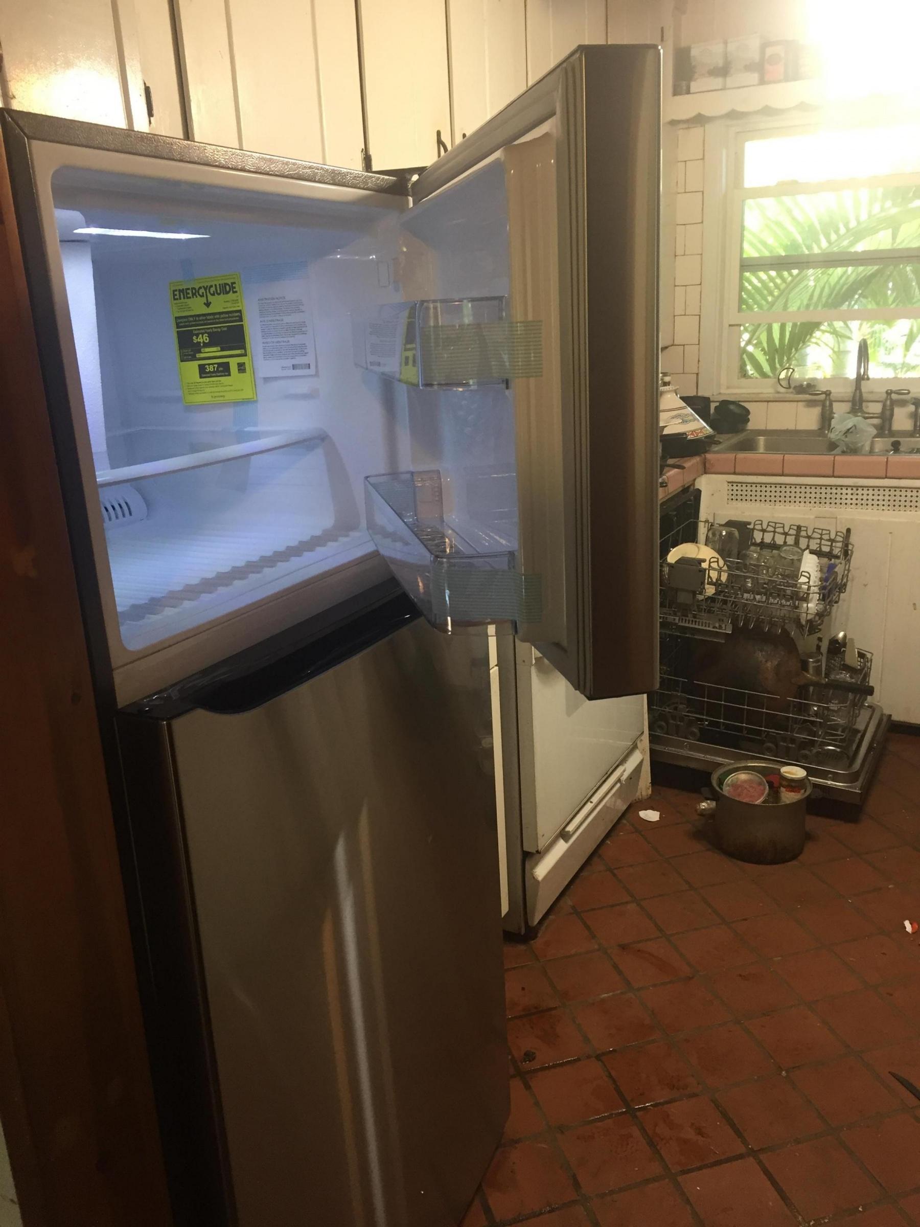 GE Fridge Won't Get Cold Enough - Appliances - DIY ...