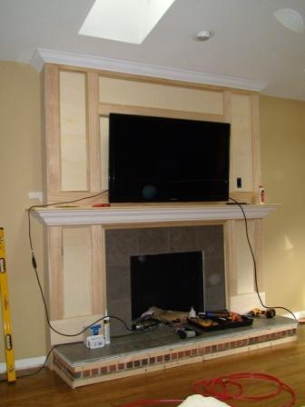 Fireplace Remodel  Ongoing  Project Showcase  DIY Chatroom Home Improvement Forum