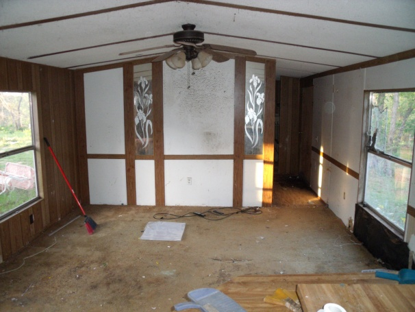 Complete Mobile Home Remodel  Project Showcase  DIY Chatroom Home Improvement Forum