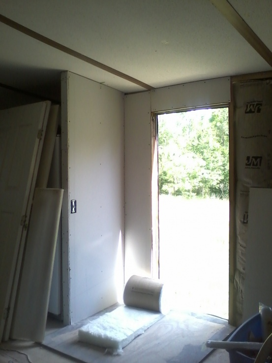 Complete Mobile Home Remodel  Project Showcase  Page 12