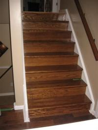 Resilient Flooring: Resilient Flooring Stairs