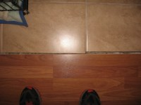 Laminate Flooring: Use Transition Strips Laminate Flooring