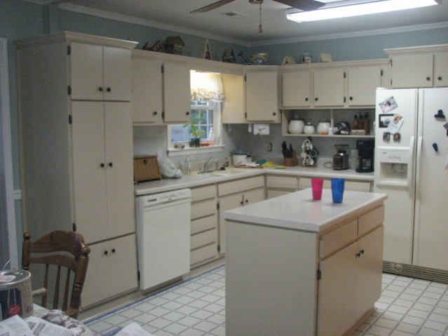 black hardware for kitchen cabinets countertop options painting cabinets, back wall - interior decorating ...