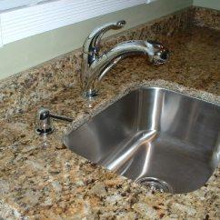 Single Kitchen Faucet Modern Chairs Double Handle Versus Plumbing Diy Delta Jpg